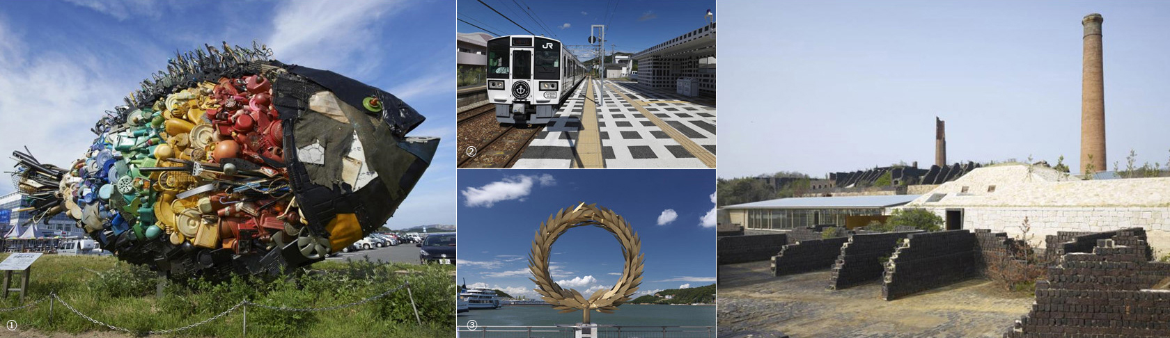 岡山からのアクセスポイント